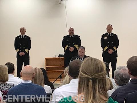 District Chief 601 - Brian J. Moore District Chief 603 - Kevin Jones District Chief 605 - David Dowdy