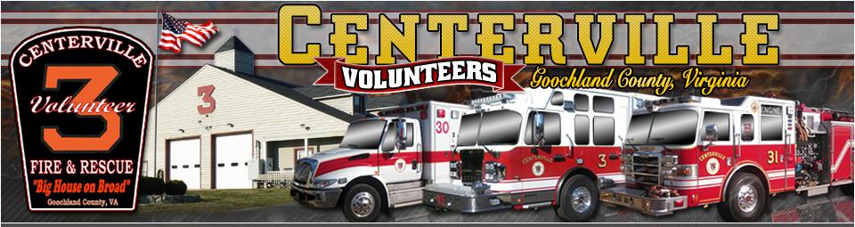 Centerville Volunteer Fire & Rescue